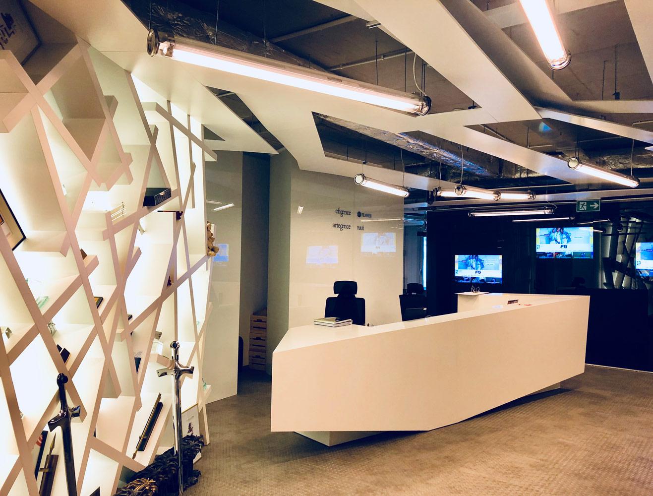 Artegence office