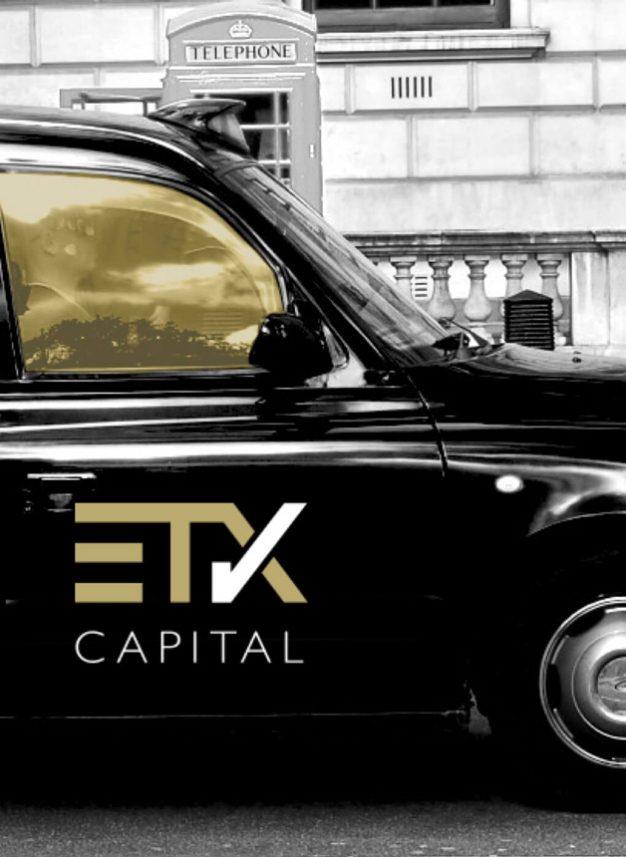 Nowy, dobrze skrojony branding dla ETX Capital - case preview image