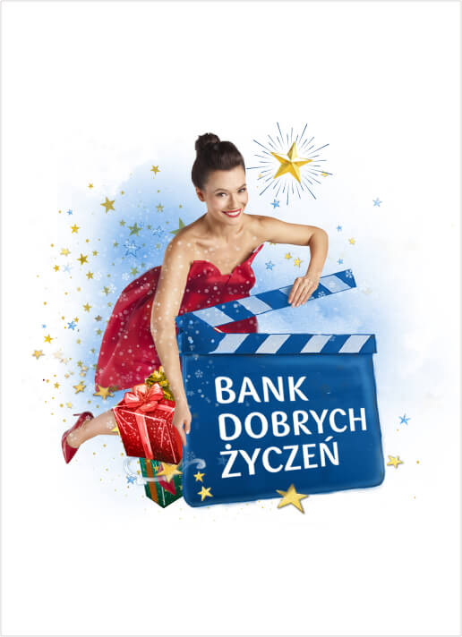 PKO Bank Polski helps the Poles wish themselves Merry Christmas - case preview image