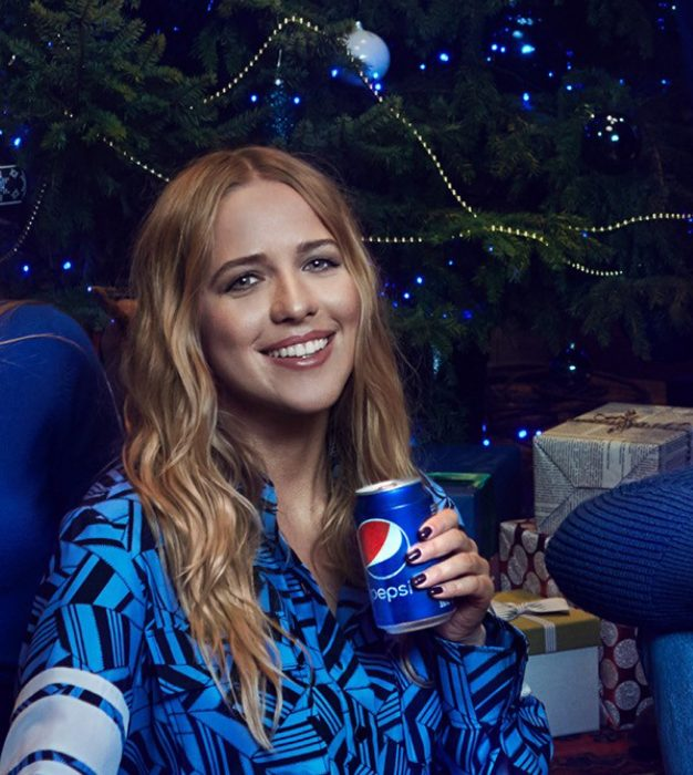 Świąteczna kampania Pepsi - case preview image