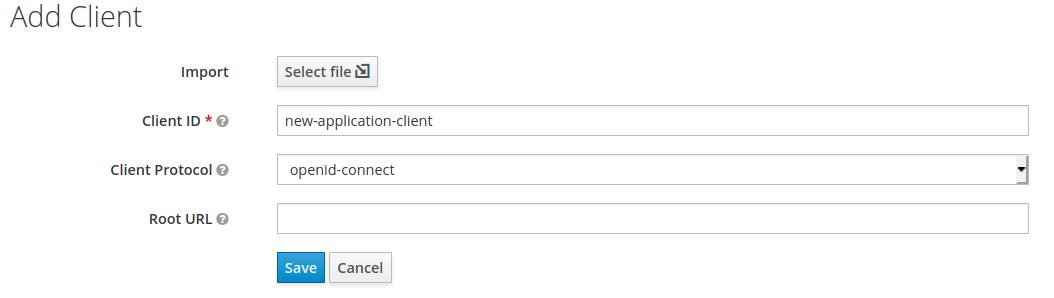Add client